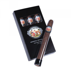 LUIS MARTINEZ CRYSTALES CHURCHILL 3 Pack