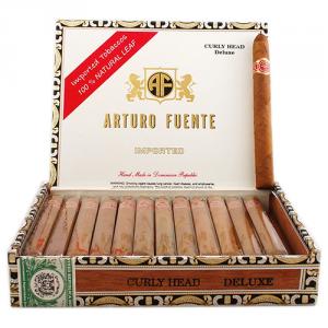 ARTURO FUENTE CURLY HEAD DELUXE x 25 cigars